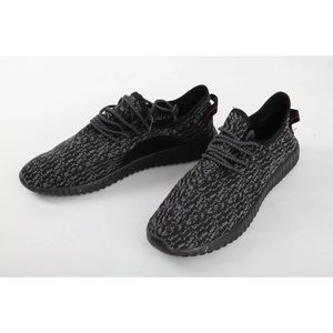 solo Shoes - Men's 12 Solo Marled Knit Mesh Sneakers
